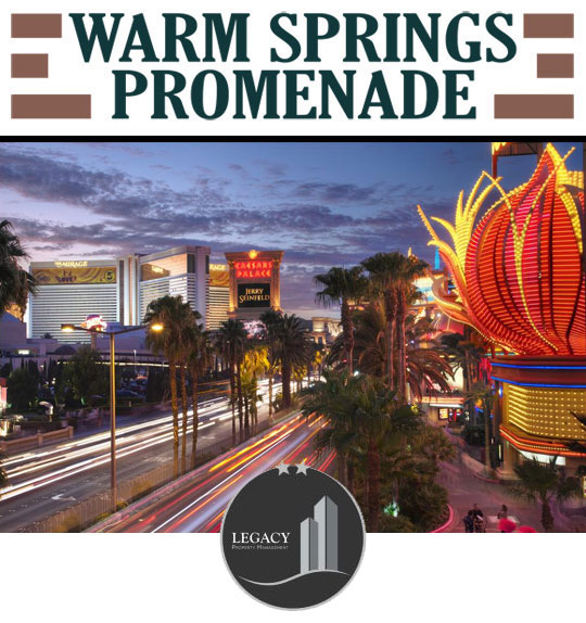 Warm Springs Promenade Brings In Professionalism